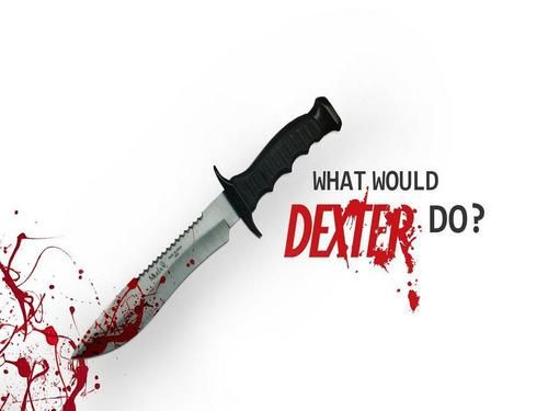 Dexter Wallpaper: Dexter Morgan