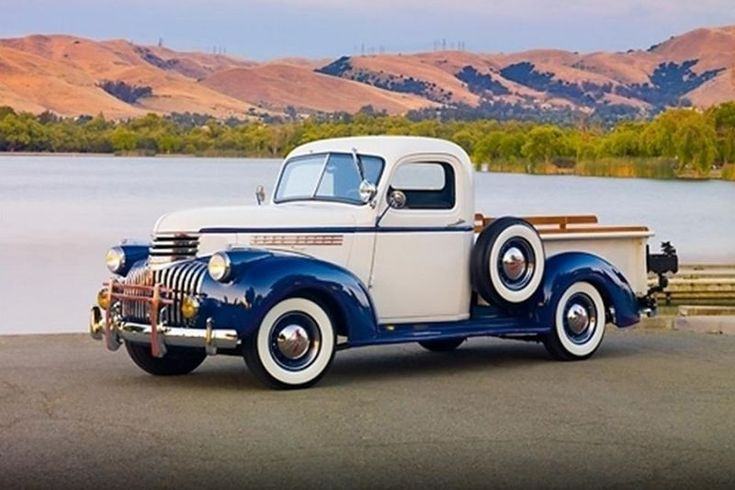 1946 Chevy                                                                                                                                                      More #classictrucks
