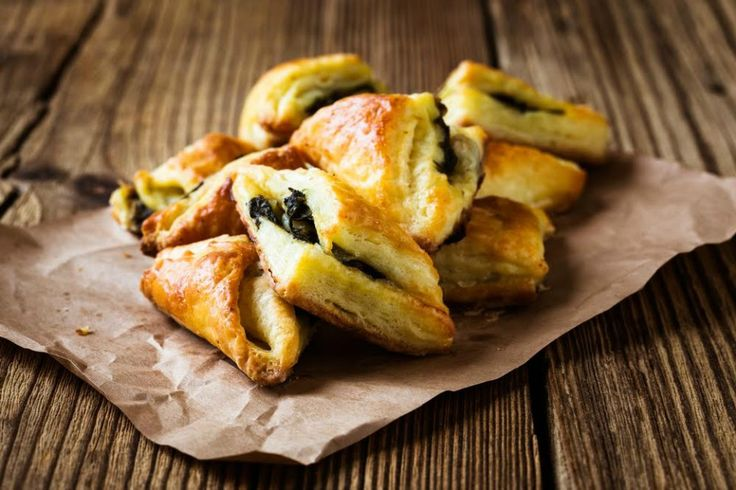 Stuffed with baby spinach, garlic, onion and creamy cheese, these little parcels pack a vitamin and calcium punch. Perfect for a great snack for a party.