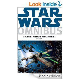 Amazon.com: Star Wars: Omnibus--X-Wing Rogue Squadron Vol. 1 eBook: Various: Kindle Store