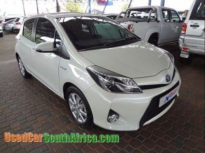 2014 Toyota Yaris  used car for sale in Brits North West South Africa - UsedCarSouthAfrica.com