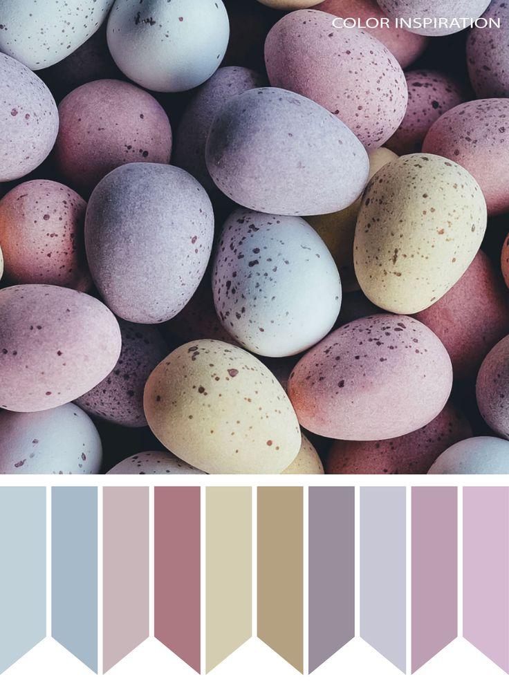 soft color tones for a calming earthy palette #colorscheme #colorpalette