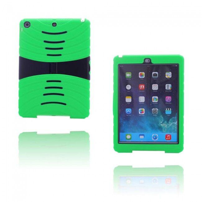 Impact (Vihreä) iPad Air Ultra Suojakuori - http://lux-case.fi/ipad-air-suojakuoret.html