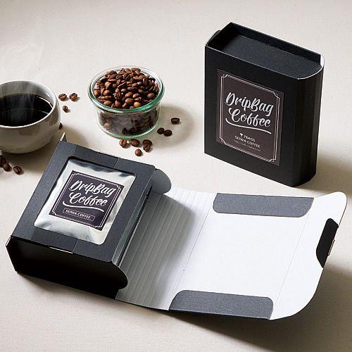 ドリップコーヒー プチギフト パッケージ