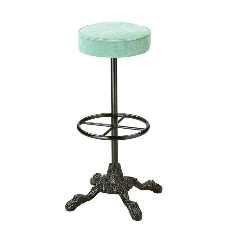 cast iron bar stool