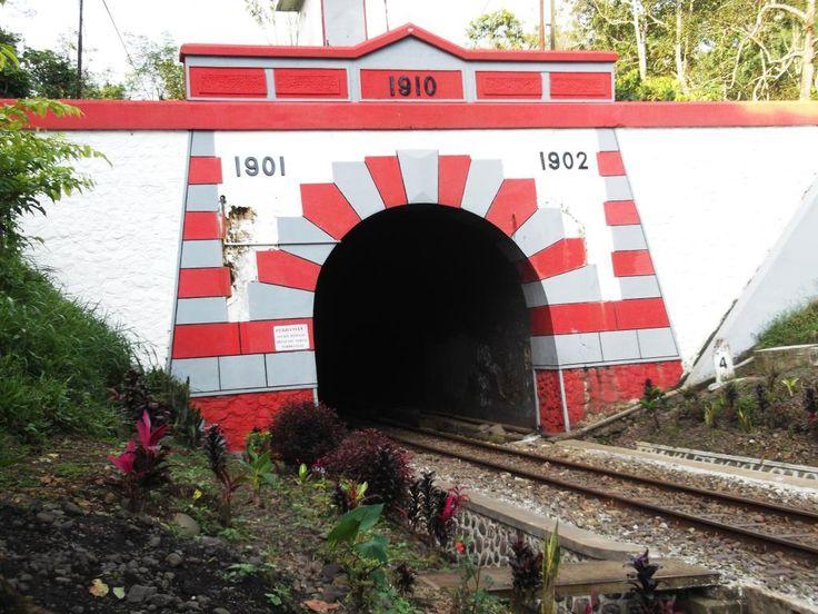 Terowongan Mrawan Terowongan Kereta Api yang Memukau di Jawa Timur - Jawa Timur