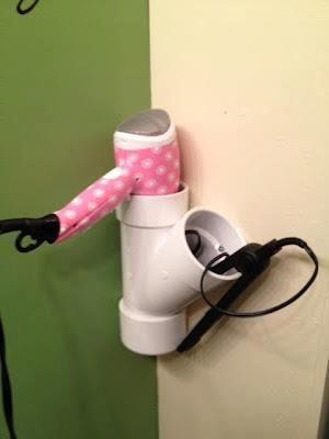 para poner  el secador de cabello