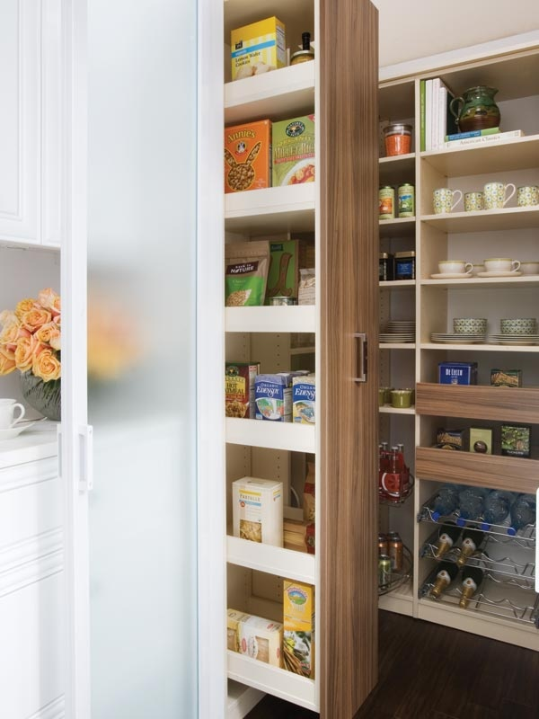 16 best narrow cupboards images on pinterest for the home kitchen ideas and kitchen units - White kitchen pantry cabinet ...