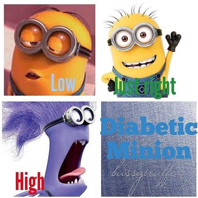 diabetic minions
