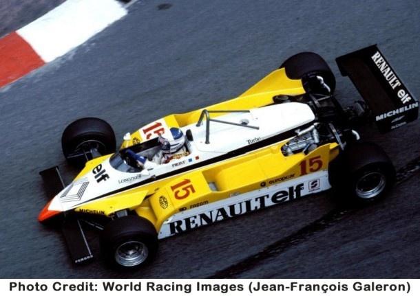 Alain Prost, Renault RE30B (1982)
