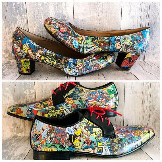 Wedding Shoes Pack Bride Groom Shoes Marvel Wedding Shoes