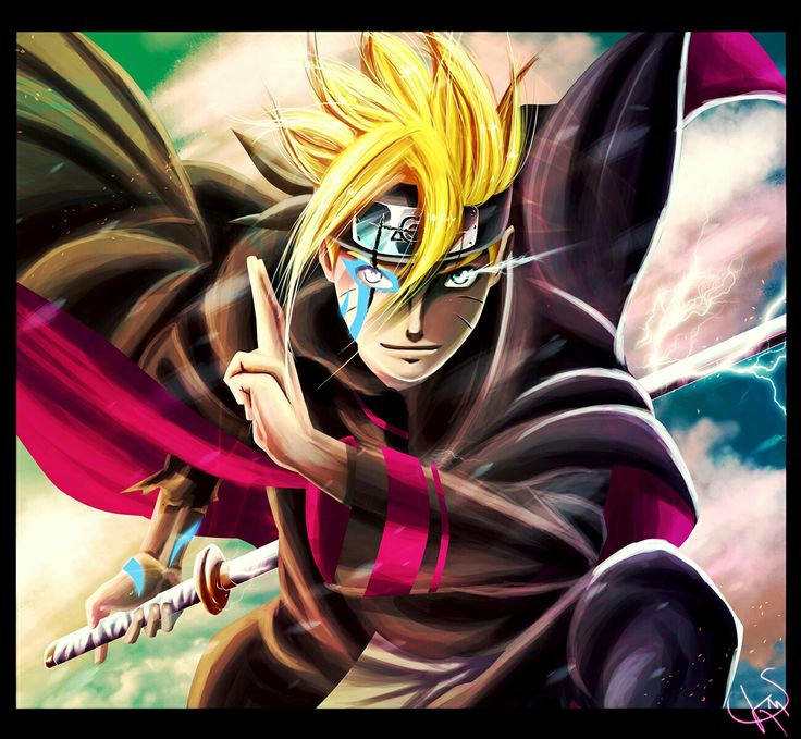 31 Best Naruto-Boruto Uzumaki Images On Pinterest