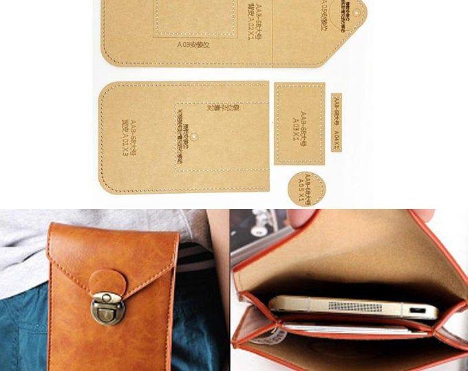 Handmamde Shoulder Bag Template Clear Acrylic Leather Pattern DIY Hobby Leathercraft Sewing pattern stencils 13x20x6cm