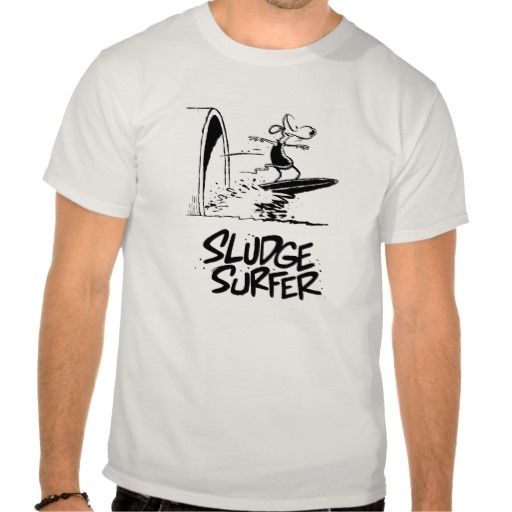 Sludge surfing forever is the Dump Rat's motto. $38.95