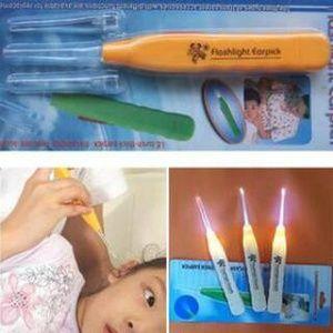 Korek kuping nyala earpick lamp flashlight - podotukushop