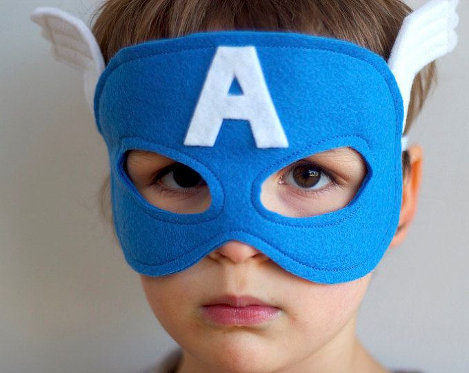 Avengers birthday party favors R2Ship Superhero costume Iron Man mask and arm cuffs cosplay. dress up capes kids costumes
