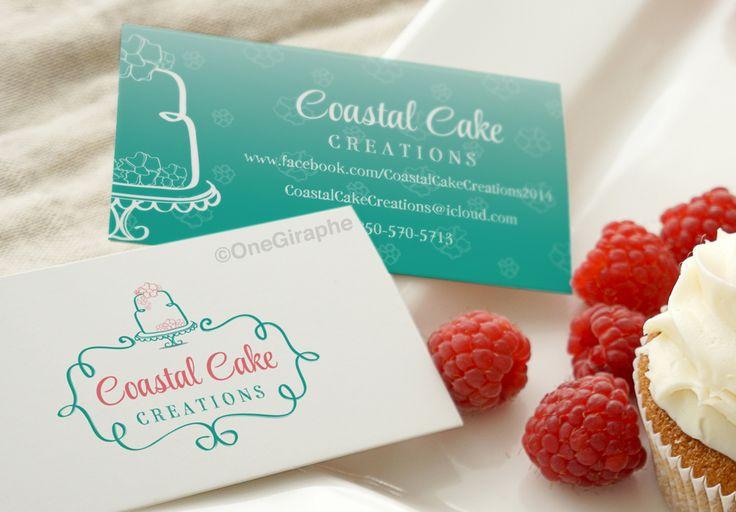 Coastal Cake Creations  http://one-giraphe.com/prev.php?c=133 #cake #cupcake #bakery #design #logodesign #brandidentity #portfolio #cupcake #cake #logo #bakery #stand #pink #logo #design #sale #logostore #stocklogos #logopond #behance #brand #identity #brandidentity #graphic #graphicdesign #designer #gold #classic #businesscard #graphicdesign