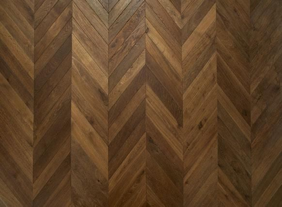 Parquet Wood Floors From Francois Co In A Beautiful Chevron Pattern