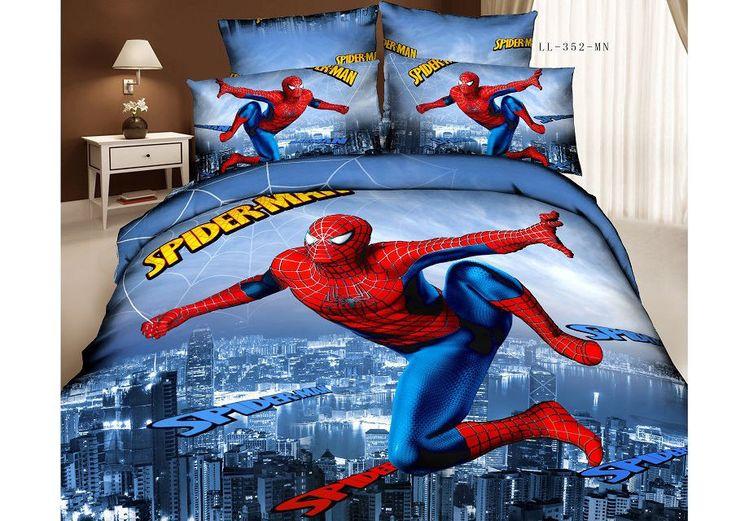 40 Best Spiderman Duvet Cover Images On Pinterest