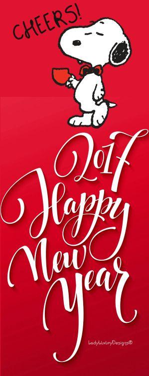 2017 Happy New Years - LadyLuxury7