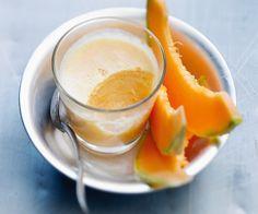 Mousse de melon - Gourmand