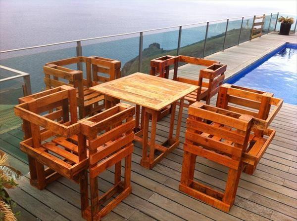 15 diy pallet furniture for outdoors 99 pallets buy pallet furniture 4