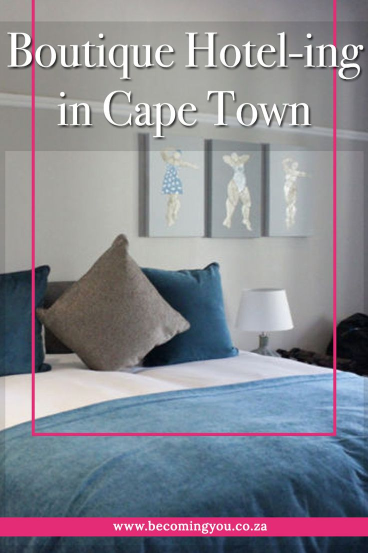 One of our top boutique hotel accommodations in Cape Town, South Africa