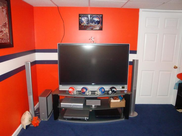 17 Best Images About Denver Broncos Wo Man Caves And