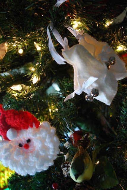 Simplify: Crochet Santa Face