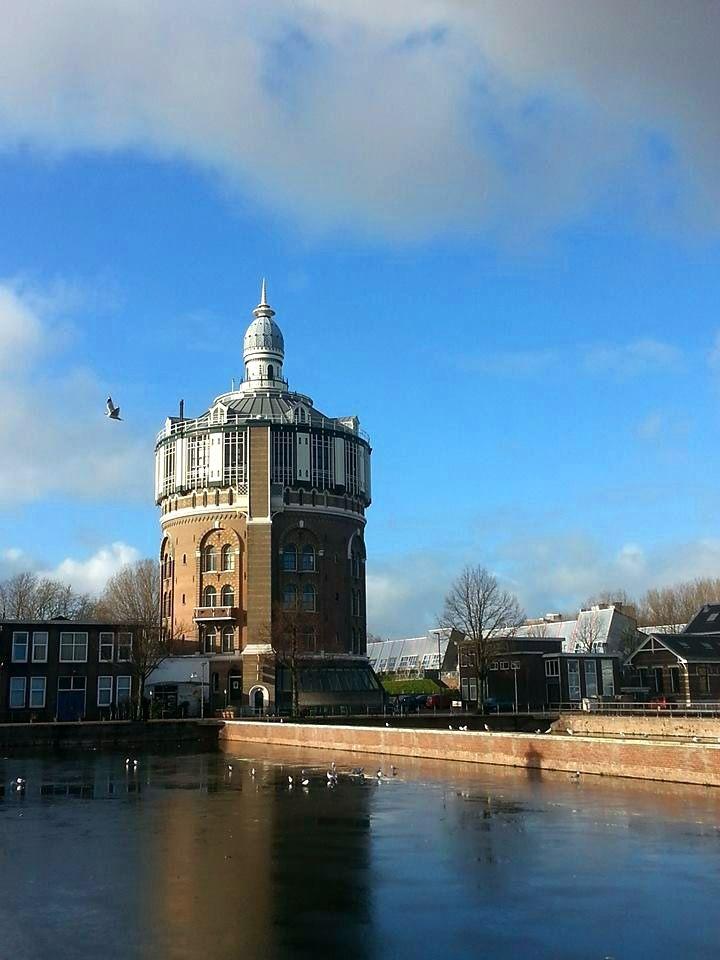 Watertoren (Kralingen, De Esch)