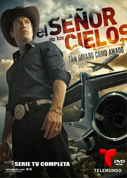 El Señor de los Cielos reinventa y sigue la vida y los tiempos de Amado Carrillo Fuentes, un hombre que se convirtió en el jefe del cártel de Juárez, ambie