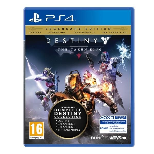 Destiny The Taken King Legendary Edition PS4 Game | http://gamesactions.com shares #new #latest #videogames #games for #pc #psp #ps3 #wii #xbox #nintendo #3ds