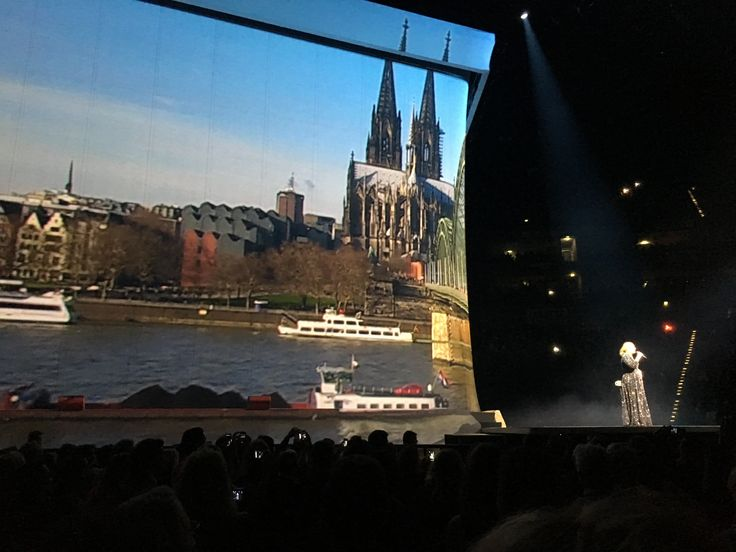 Adele concert 2016 - es war soo geil
