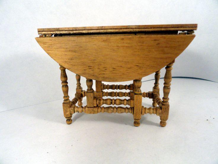George Spencer Drop Leaf Table Hinge Needs Repair Drop
