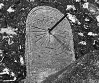 Image result for how to make an ancient vertical sundial