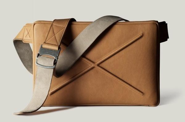 Slick Macbook Air bag.