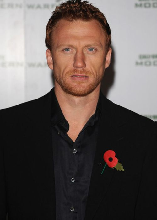 kevin mckidd. Oh yes indeedy!!!