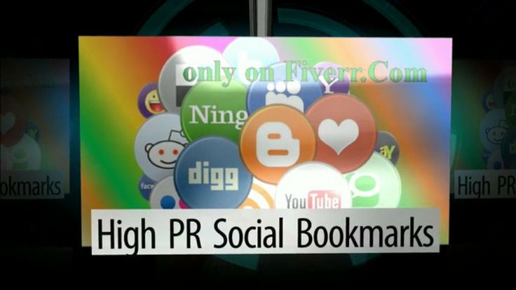 whitehatseo10: manually do USA high pr Social Bookmarks for $5, on fiverr.com