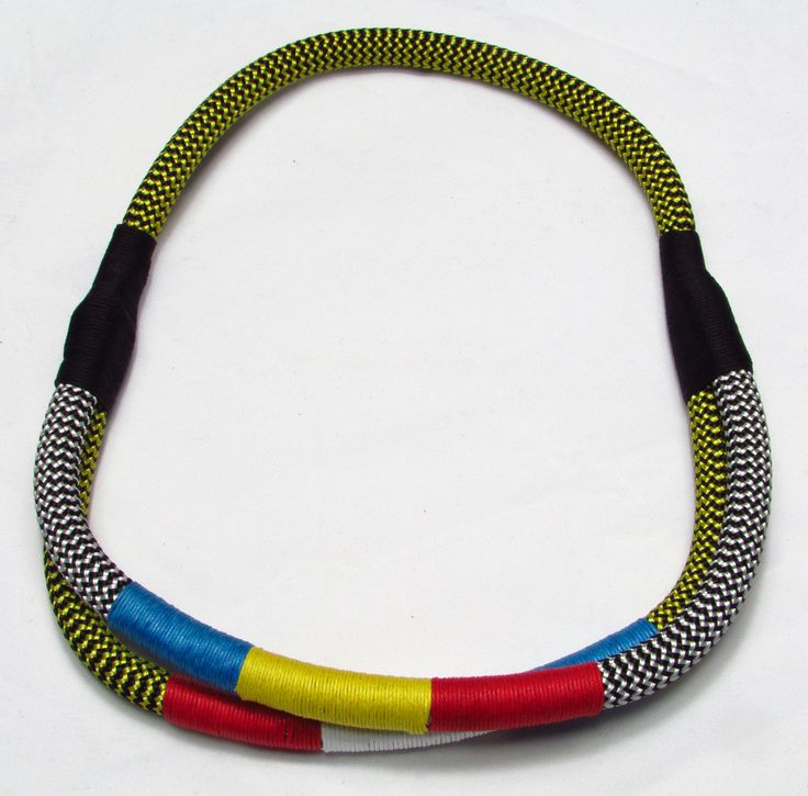 PICHULIK Double African Ndebele handcrafted African statement jewellery at…