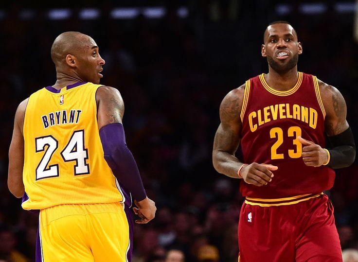 LeBron James or Kobe Bryant? Michael Jordan Has His Say