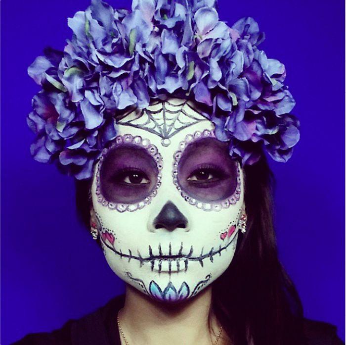Häufig Plus de 25 idées magnifiques dans la catégorie Maquillage mexicain  DH49