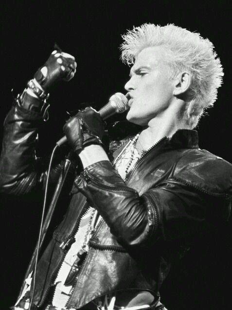 Billy Idol - Yeah !