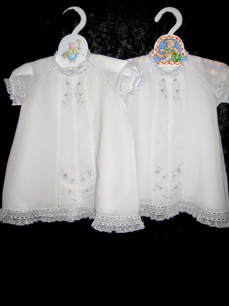 The Old Fashioned Baby Sewing Room: Babies in Baby Rose Dress View 1