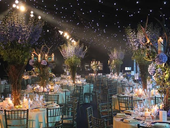 #Cotswold wedding-planner Julia Siburn transforms venues and ensures a stress-free day. #weddingplanners #weddingdecor #weddinginspiration
