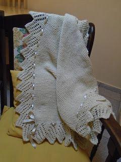 Atendendo a pedidos, elaborei esta receita de manta, com o desafio de faze-la o mais simples possível, porem que ficasse um trabalho boni...