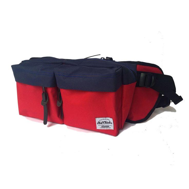 HTCK.WB.RED #waistbag