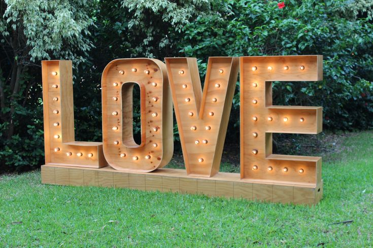 Talk to the coordinator about using light up letters to show your love- or your new last name- here at Dreams Tulum Resort & Spa! #DestinationWedding #DreamsTulum #TulumWedding #Love #LightupLetters