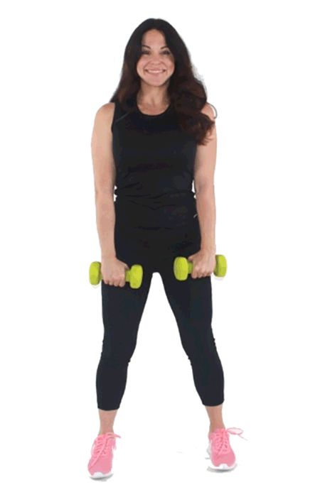 Do your arms make you self conscious? This Arm Workout for Women will help you t...