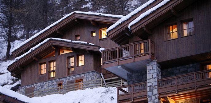 Chalets Prestige Le Belvédère, location Tignes Ski Horizon prix promo SkiHorizon à partir de 899,00 € TTC au lieu...