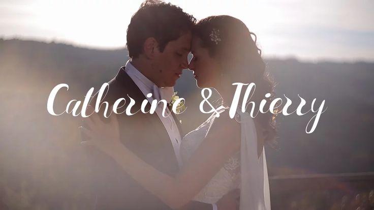 Catherine & Thierry // Tuscany Wedding on Vimeo